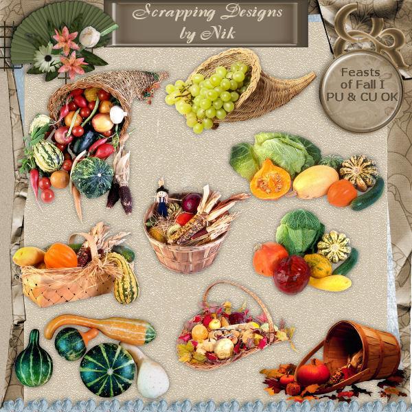 Feasts of Fall I