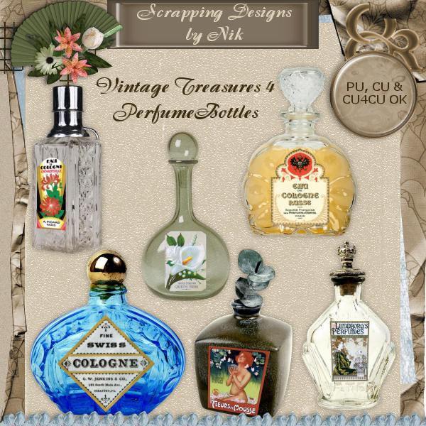 Vintage Treasures 4