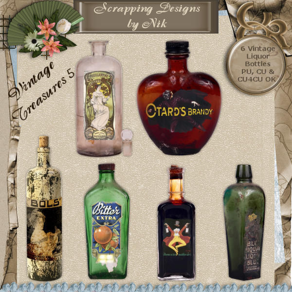 Vintage Treasures 5