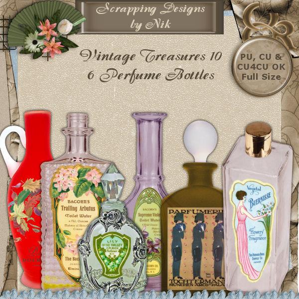 Vintage Treasures 10