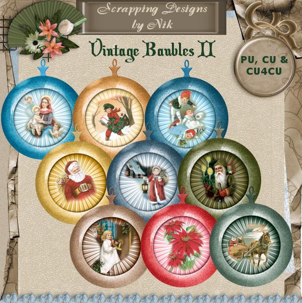 Vintage Baubles II