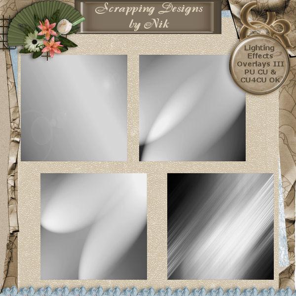 Light Effects Overlays III