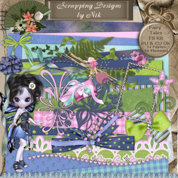 Fairy Tales FS Kit