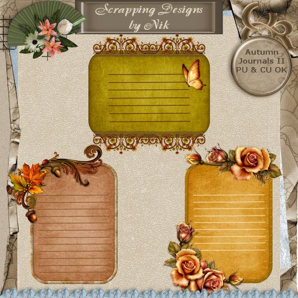 Autumn Journals II