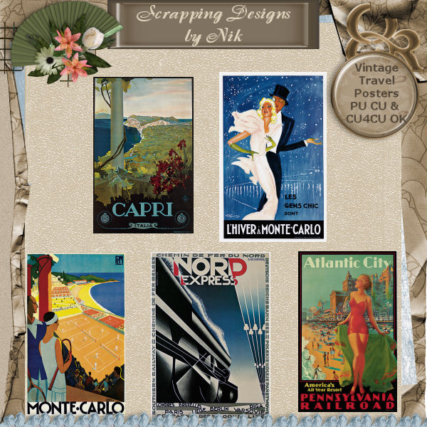Travel Posters 1