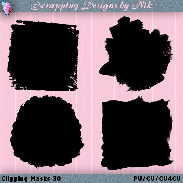 Clipping Masks 30