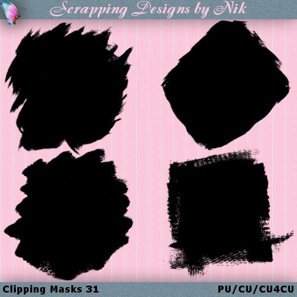 Clipping Masks 31