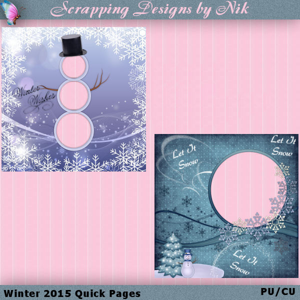 Winter 2015 Quick Pages