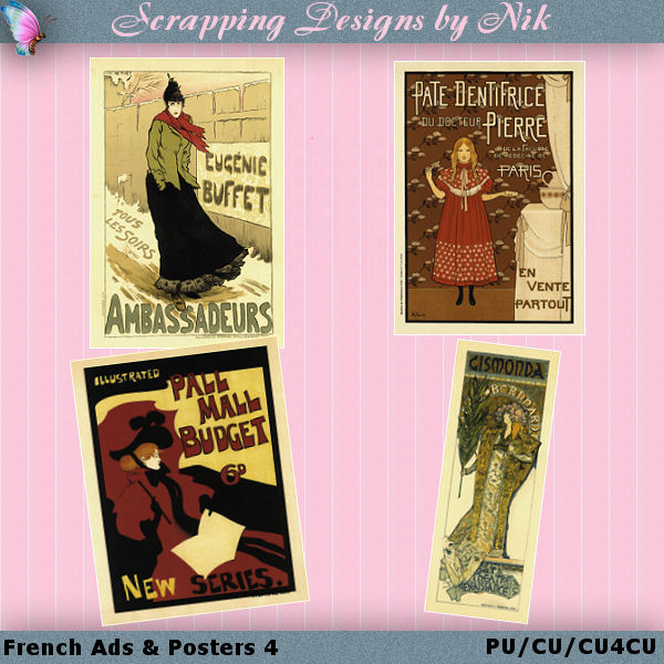 Frenh Ads & Posters 4