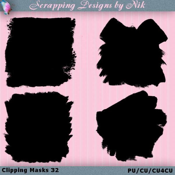 Clipping Masks 32