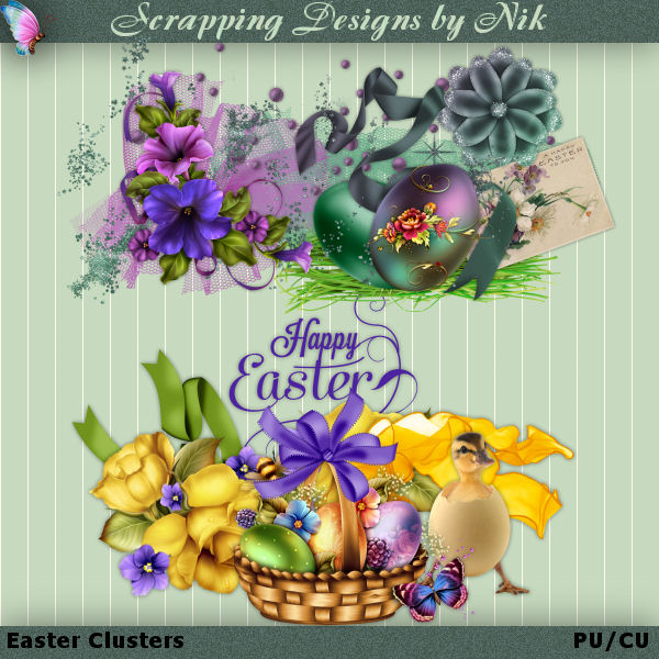 Easter Clusters